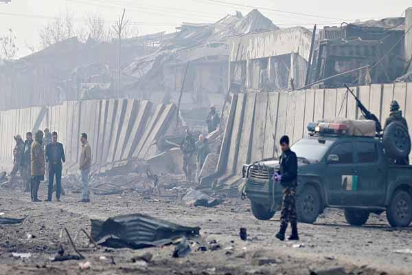 وقوع انفجار در کابل 8 کشته و زخمی برجا گذاشت