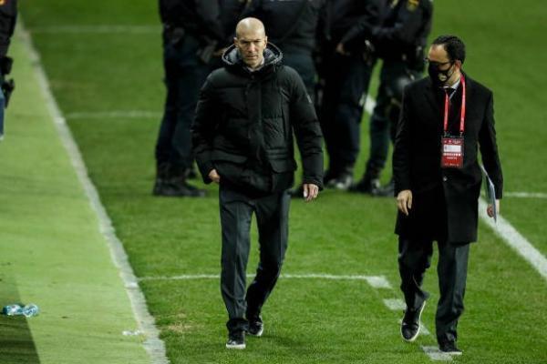 حال و روز ناخوش رئال مادرید و از دست رفتن دومین جام فصل؛ زیدان در لبه پرتگاه